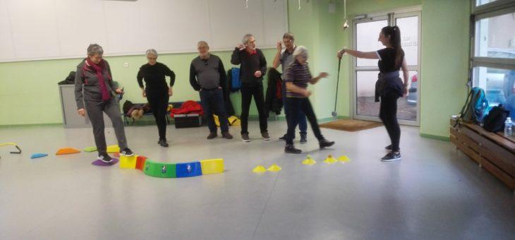 Journée de formation et sensibilisation au handicap organisée par le CDOS de Moselle et animé par CDSA Moselle