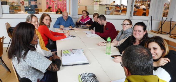 3 journées de sensibilisation au handicap au lycée Louis Bertrand de Briey