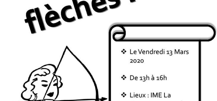 Manifestation «A Vos flèches» du 13 mars ANNULEE
