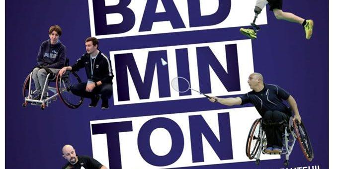 Badminton pour tous le 1 avril à Marly
