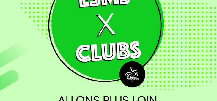 Signature d'une convention ESMS X CLUBS