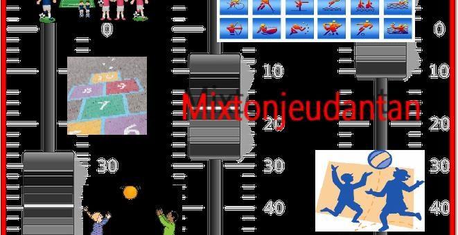 Challenge «Mixtonjeudantan»