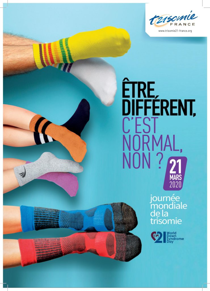 #21DayChallenge,   #journéemondiale,   #LotsOfSocks,   #trisomie21,   #Worlddownsyndromeday2021