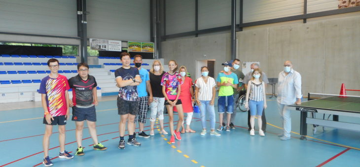 Portes ouvertes Para Sport Adapté au gymnase J.Bommersheim à Maizières-les-Metz