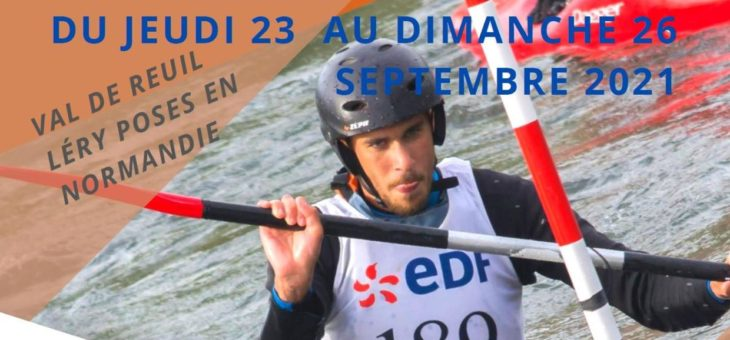 Championnat de France Para Canoé Kayak Adapté
