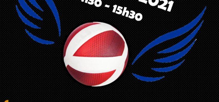 S'en-volley assis le 21 octobre à Sarrebourg