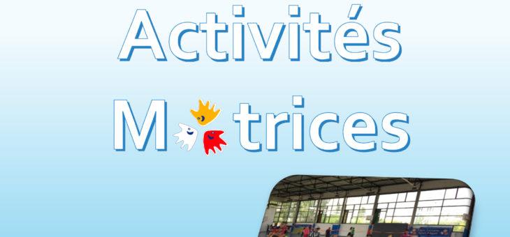 Activités motrices le 4 novembre IME La Roseraie