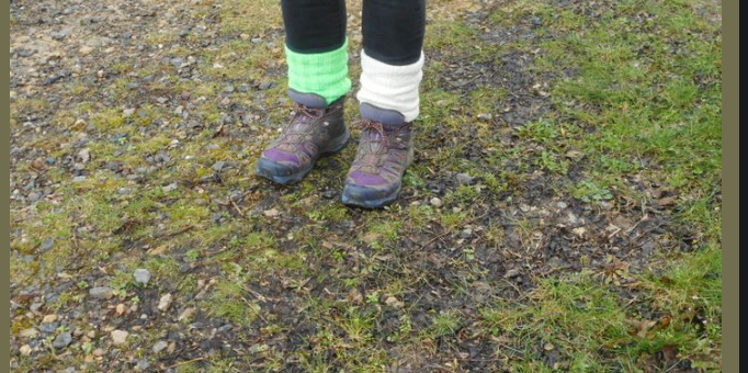 Merci d'avoir osé afficher votre différence en portant des chaussettes dépareillées.